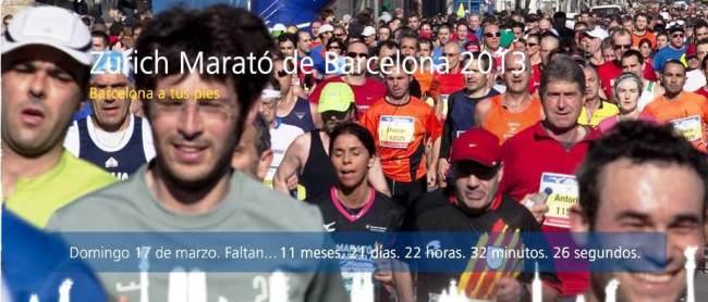 Marato Barcelona 2013