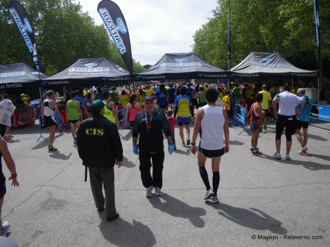 Maraton Madrid 2012 fotos