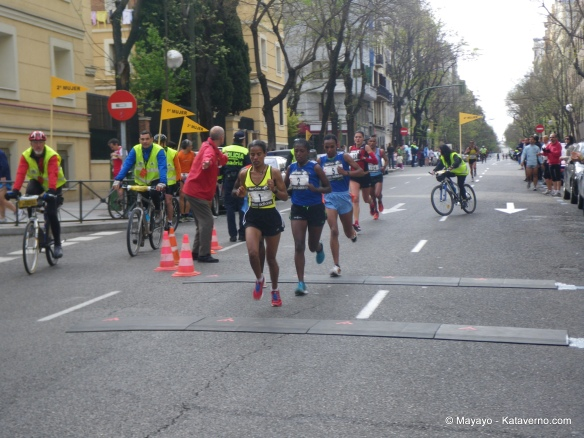 Maraton Madrid 2012 fotos