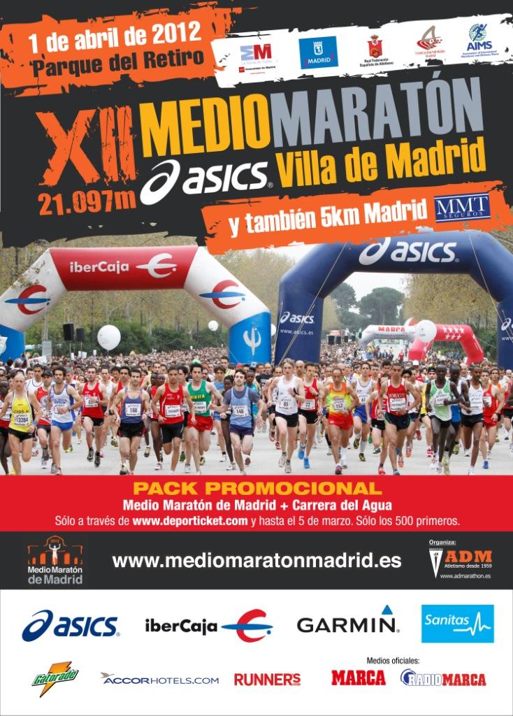 asics half marathon madrid