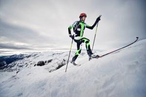 Esquí montaña  Kilian Jornet campeón españa 2012- Foto Suunto