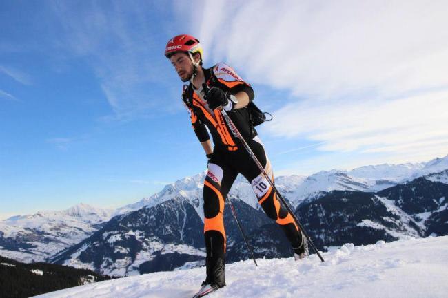 Kilian jornet esqui montaña 2º en campeonato francia 2013