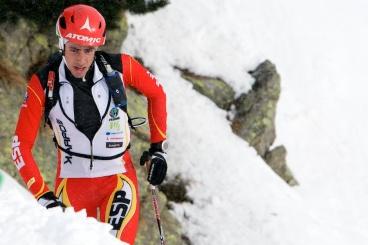 KILIAN JORNET esqui montaña carrera individual Ahrntal 2013 copa del mundo. foto ISMF press office.
