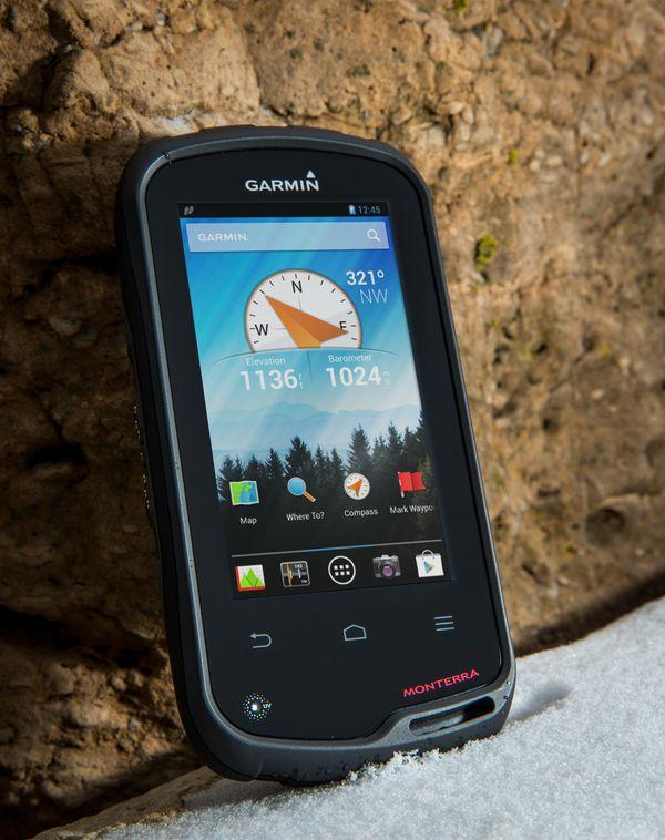 GPS garmin Monterra. Foto Garmin.com 2