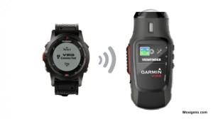 Garmin VIRB con reloj gps