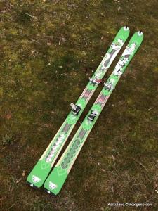 Esquí de montaña material Dynafit Seven Summits  (2)