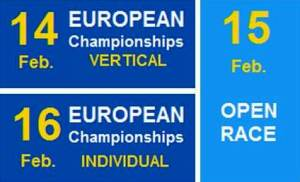 Esqui de montaña campeonato europa ISMF Skimo 2014