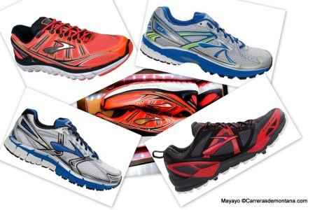 Zapatillas Brooks 2014: Resumen de Novedades