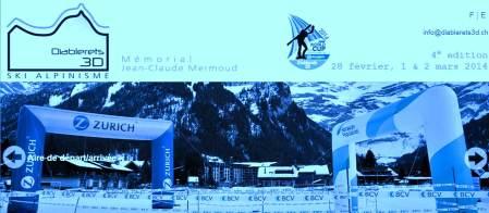 Esqui de Montaña Copa del Mundo 2014 Diablerets