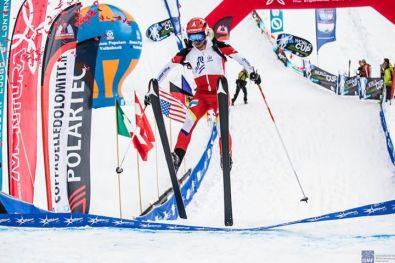 Kilian Jornet: Pasión por el skimo. Foto: ISMF