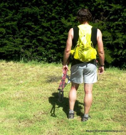 Mochilas trail running: Haglofs gram comp 12L