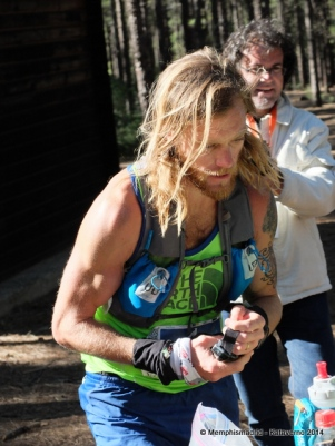 Tim Olson en Transgrancanaria 2014
