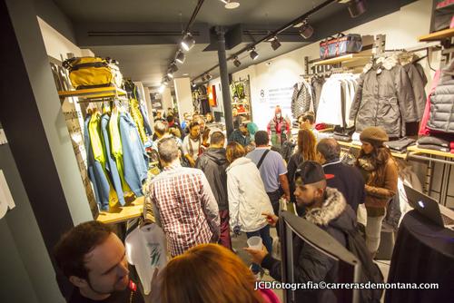 The North Face Madrid: Nueva tienda en Fuencarral 26.