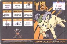 101 Ronda: Pasaporte Legionario.