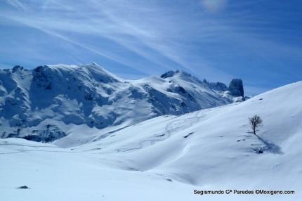 skimo skirace copa norte 2015 Uriellu