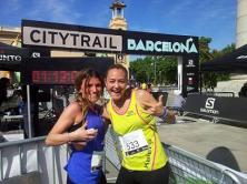 Salomon Barcelona Run 2014: Entusiastas del citytrail.  Foto: Jaime Marín.