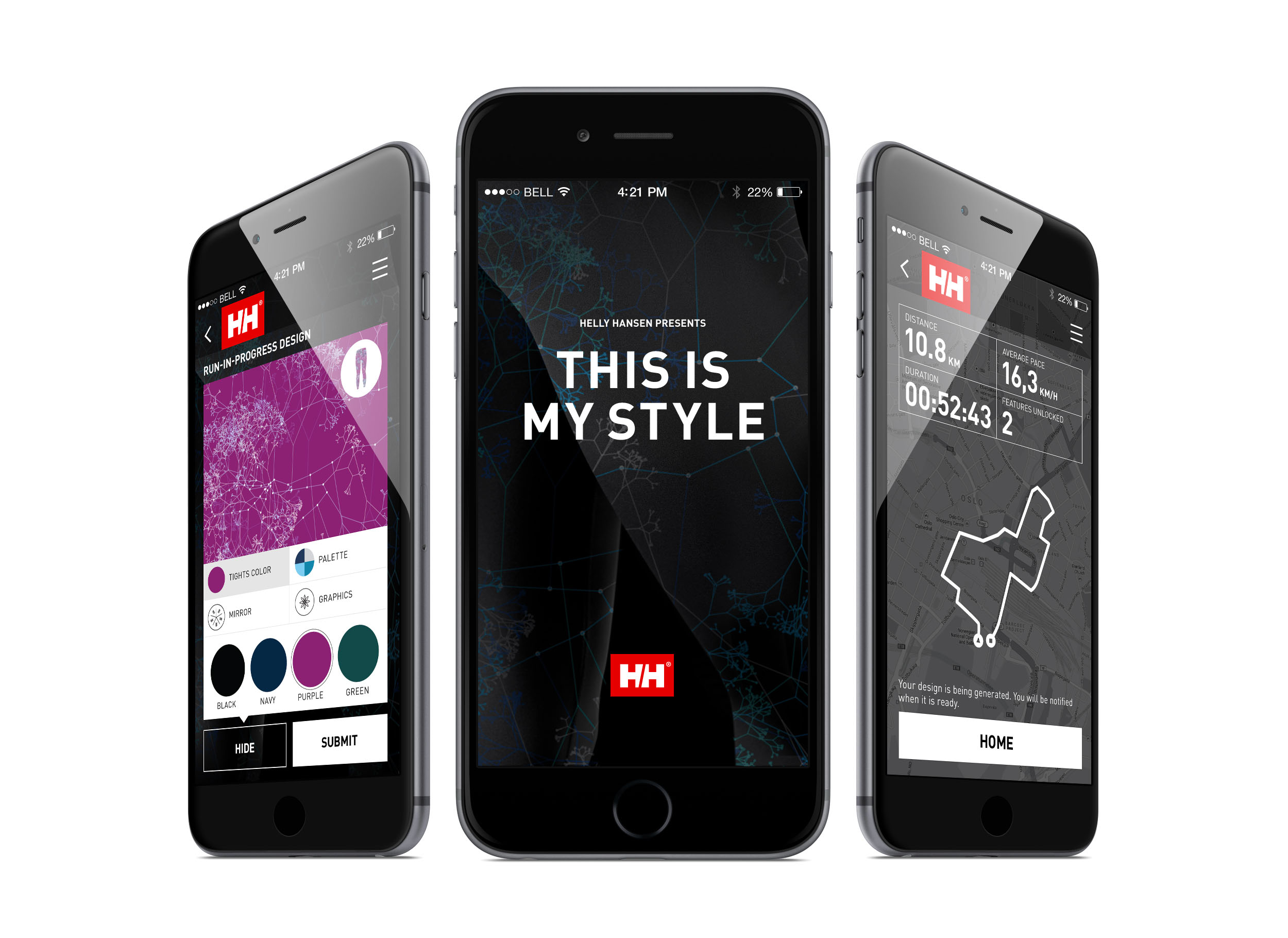 Helly Hansen apuesta en 2015 por el running para mujeres: Nuevos prodcutos y app #ThisIsMyStyle