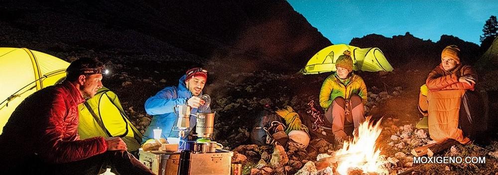 Salewa lanza concurso GetVertical: Aventuras en Chamonix, Grindewald, Zugpsitz, Outback australiano…