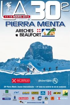Pierra Menta 2015 cartel oficial