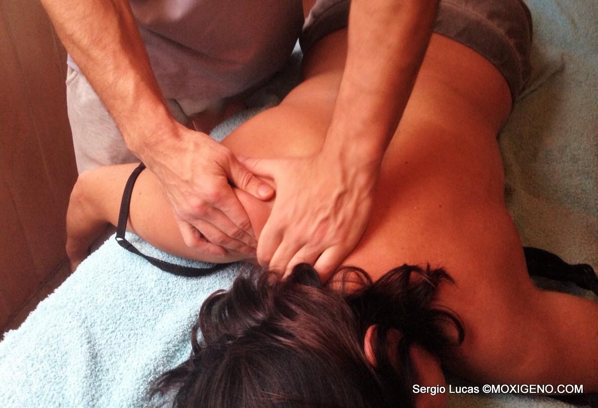 TRIATLON: Masaje específico para triatletas. Mantenimiento; Post-competición; Rehabilitación.