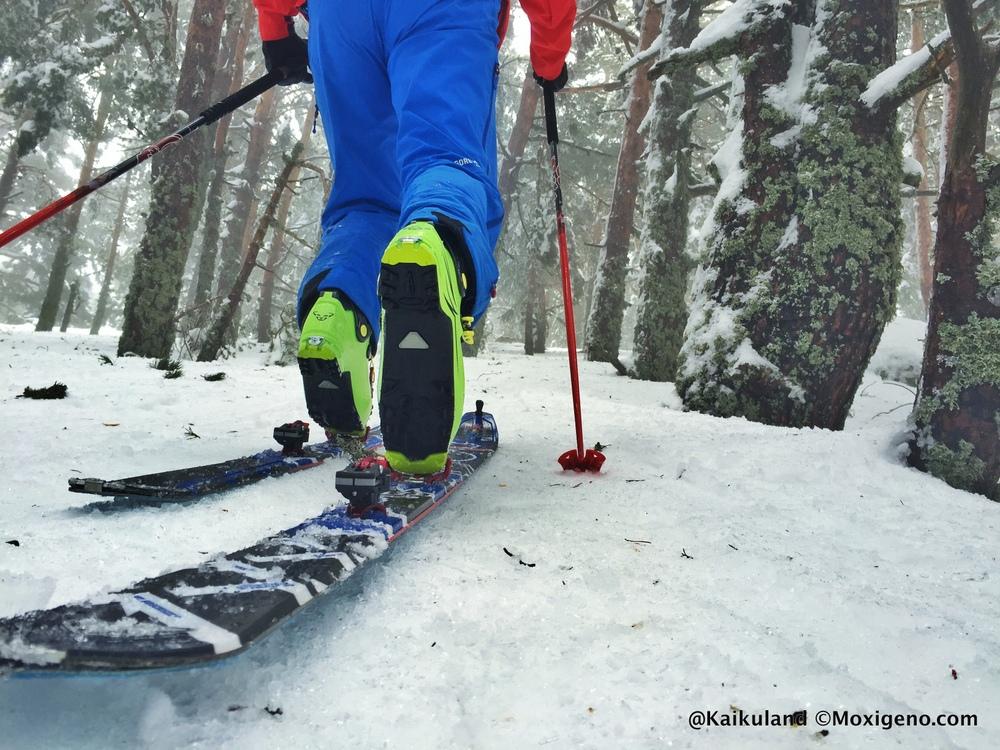 Esqui de Montaña: Material Dynafit 2015. Skis, botas, fijaciones y bastones tras prueba a fondo por Kaikuland.