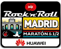 Maraton Madrid 2015 logo