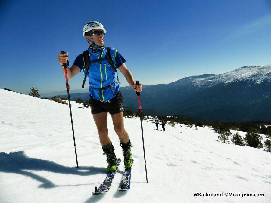 Bastones Trekking Speedlite OS2O (70€/560gr): Análisis tecnico y prueba para skimo, senderismo y trail running