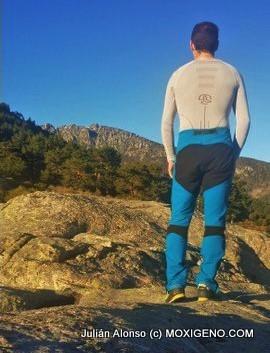 Pantalones de montaña Ternua Truckpath (450gr/117€) Análisis y prueba a fondo 300km por Julián Alonso, del Guadarrama al Pirineo.