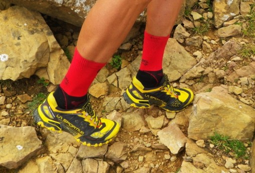 calcetines running lurbel triumph y gravity fotos mayayo 4