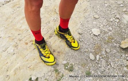 calcetines running lurbel triumph y gravity fotos mayayo 7
