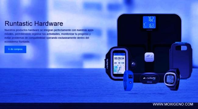 Runtastic hardware para running comprada por Adidas valorada en 220 millones euros