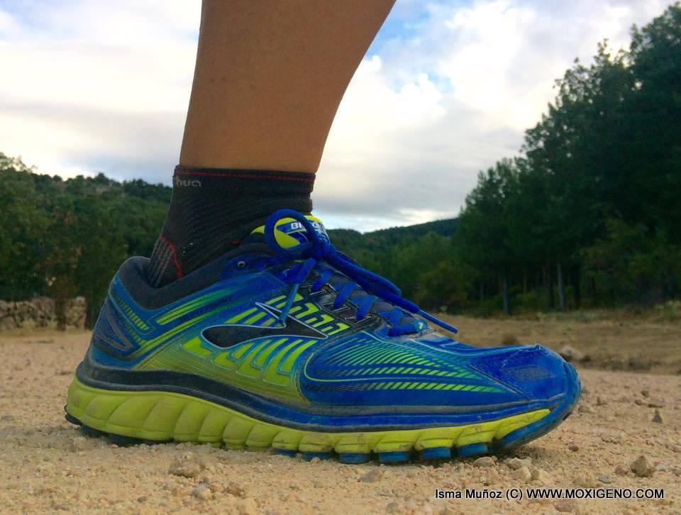 Brooks Glycerin 13 (150€/320gr/Drop10mm): Correr largo y acolchado. Análisis y prueba 200km por Isma Muñoz
