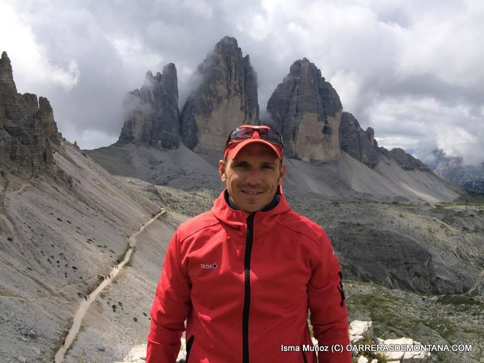 Chaqueta Softshell Izas Zura: Análisis técnico y prueba en Dolomitas, Goierri y el Guadarrama por Isma Muñoz