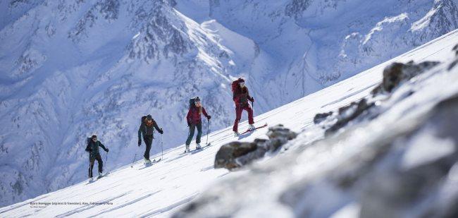 Getvertical Salewa 2015: Esquí de Montaña en Grindelwald. Foto: Salewa.