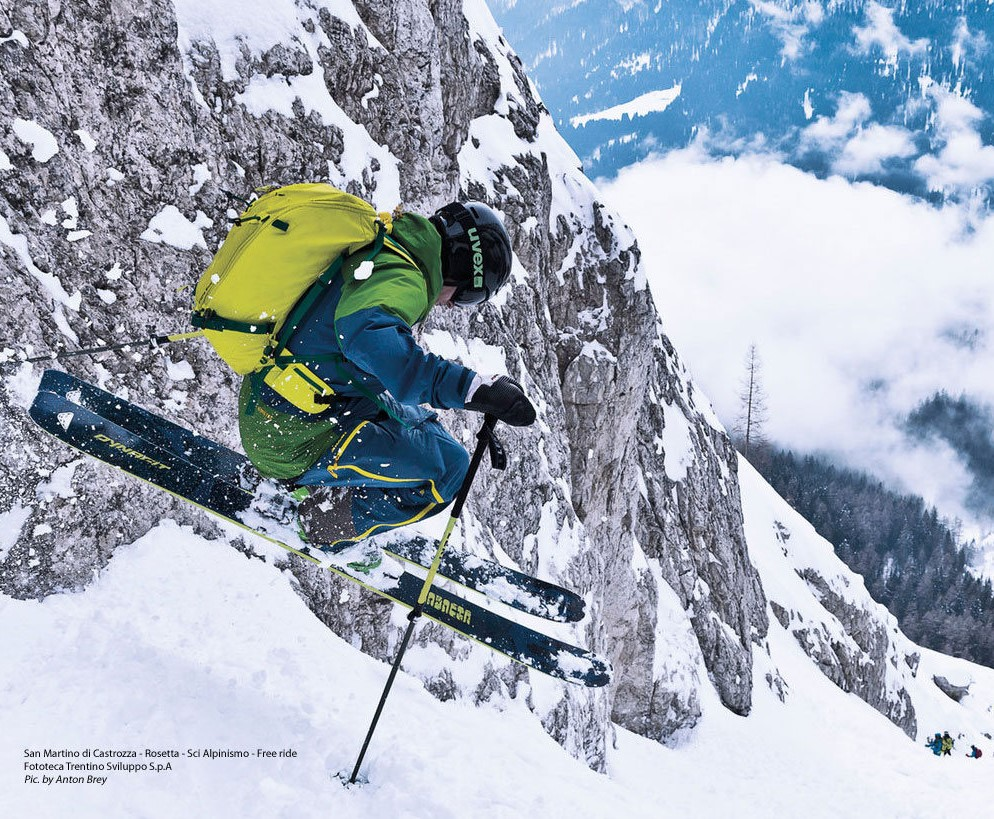 Salewa lanza segundo concurso GetVertical: Skimo, Freeride, raquetas y más en Grindewald, Alta Badía…