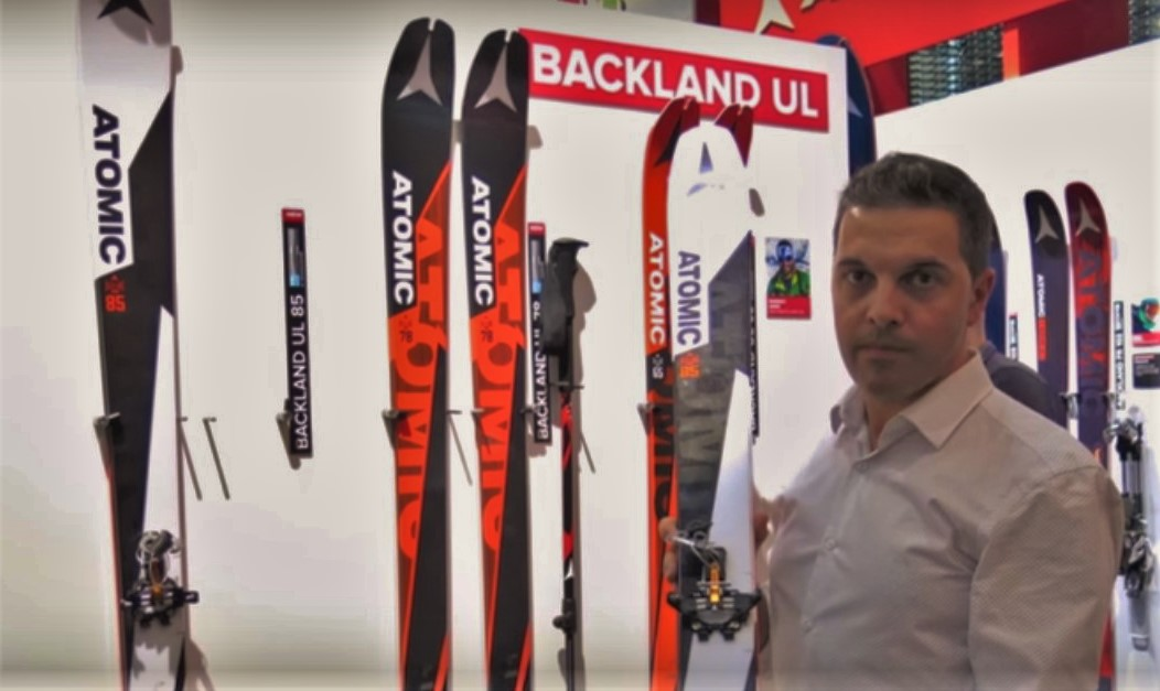 Atomic Esqui de Montaña 2016: Video resumen Skimo Backland + Esquis Vantage X, Bota Hawkx, Casco Automatic y más.