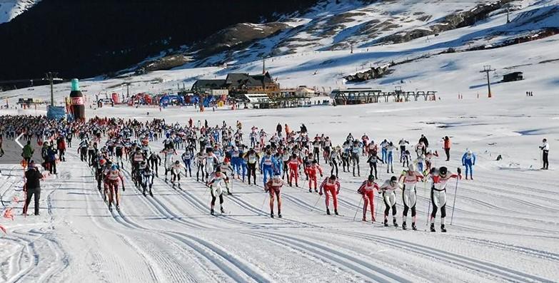 MARXA BERET 2016 (6-7FEB) La gran carrera de esquí fondo del Pirineo. Campeonato España y Europa, con hasta 1.500 dorsales. Circuito Euroloppet.