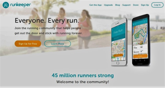 Runkeeper by Asics 17feb16