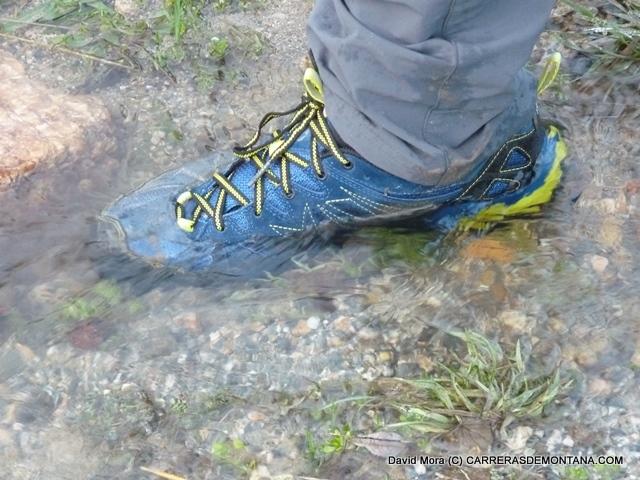 4b028f2a4 Zapatillas trekking goretex Merrell Capra  Análisis Mayayo y prueba 200k  por David Mora