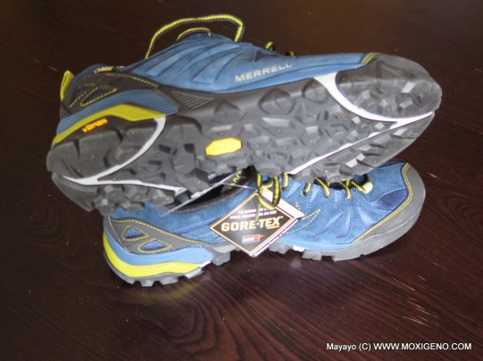 merrell capra goretex zapatillas senderismo (6)