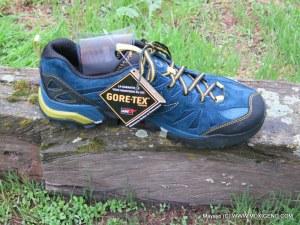 5ccde77ac Zapatillas trekking goretex Merrell Capra  Análisis Mayayo y prueba ...