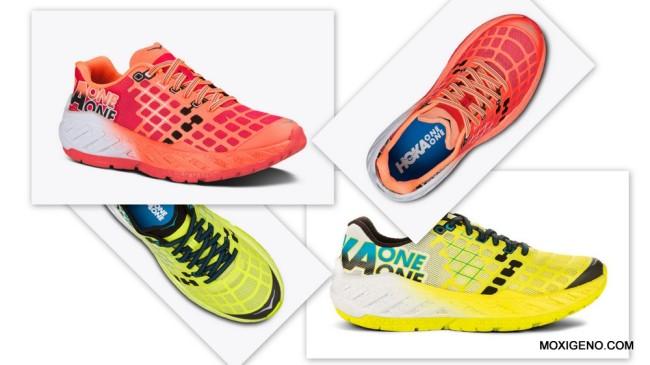 hoka one one clayton running shoes 3