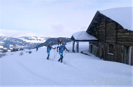 Pierramenta 2017 esqui de montaña etapa 2 fotos lenzi eydallin