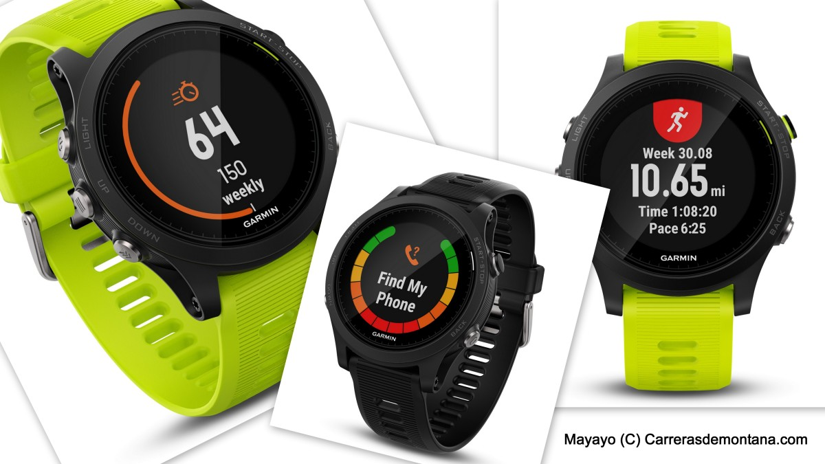 Garmin Forerunner 935 549 49g Reloj Gps Para Running