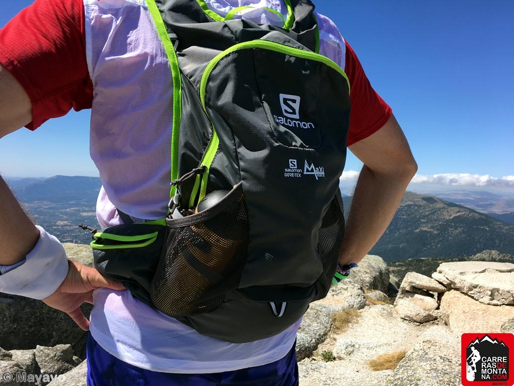Salomon Trail 20L: Mochila para trail, senderismo y trekking en la montaña. Análisis por Mayayo