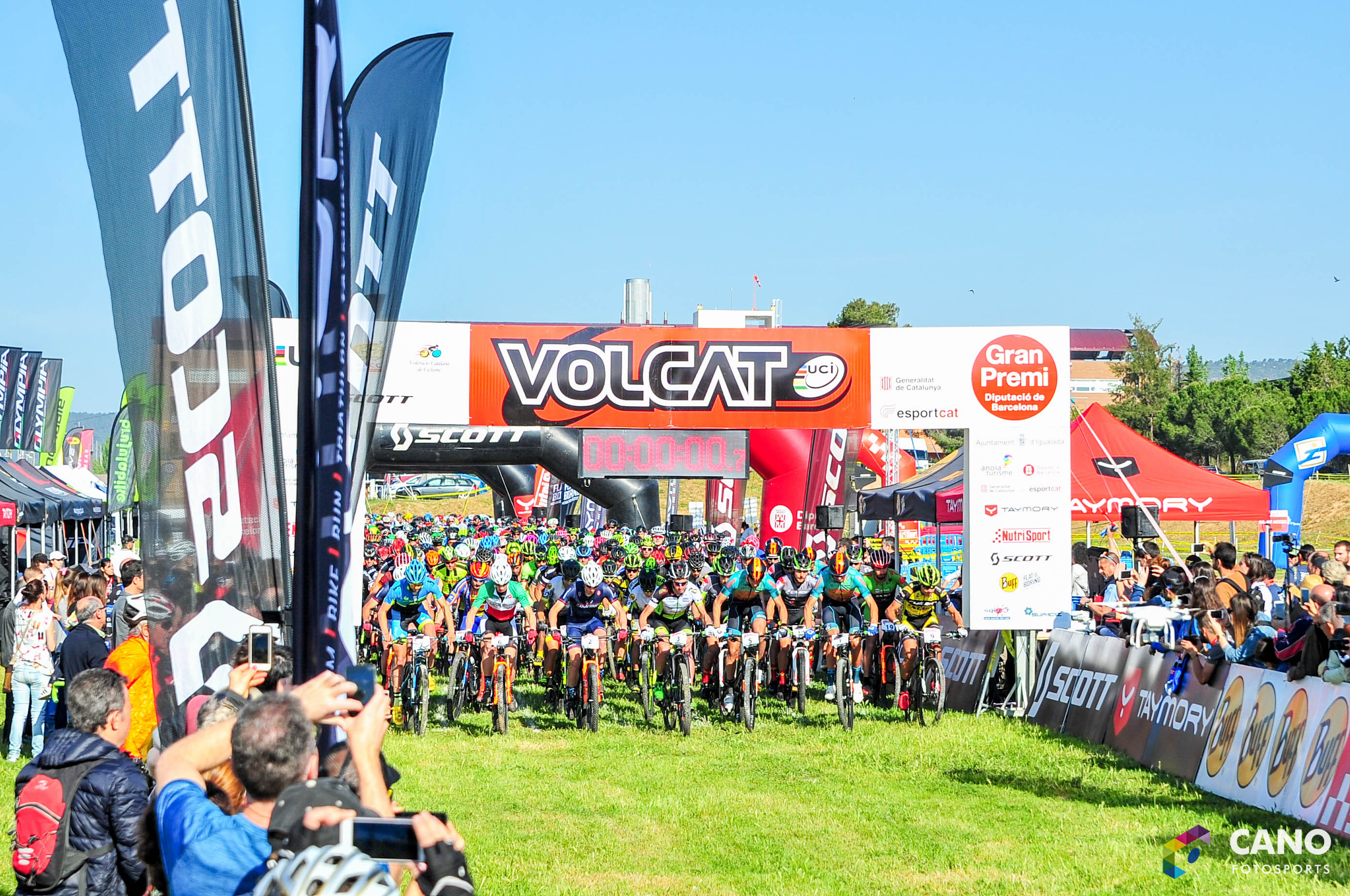 MOUNTAIN BIKE: VOLCAT 2018 ABRE INSCRIPCIONES 19SEP: TRES ETAPAS PARA 178K/D+4.700M (30MAR-1ABR)
