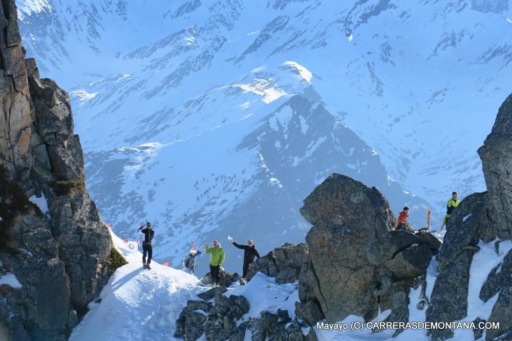KILIAN JORNET CORRERÁ ALTITOY TERNUA 2018, CON JACOB HERMANN.  La reina del skimo en Pirineos acogerá de nuevo Grande Course en su 11ª edición.