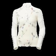 Helly Hansen Lifa Merino zip camiseta esqui y montaña mayayo 2