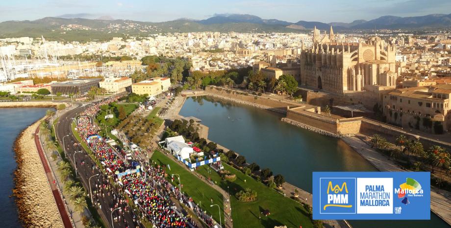 Maratón de Mallorca y Medio Maratón 2017 (15OCT): Info, programa y Campeonato España Veteranos RFEA, con Tófol Castanyer.