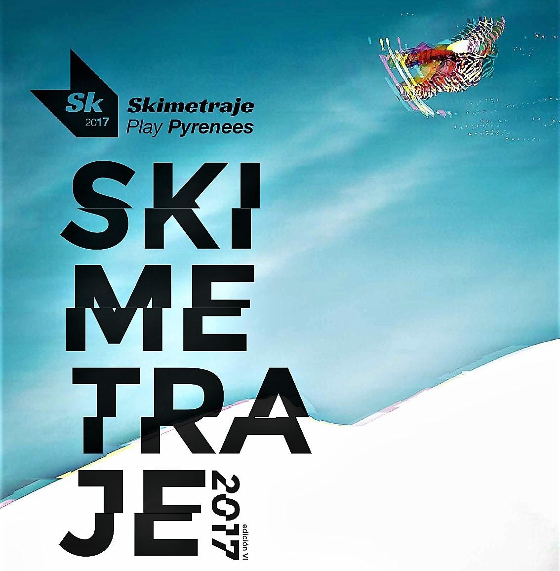 Esquí y cine: SKIMETRAJE 2017. Festival cine cortos Ski y Snowboard en Pamplona.
